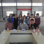 Nigeria Customers' Visit to Livi Industry – Poultry Cages Supplier in China