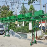Poultry breeding chicken feeding equipment